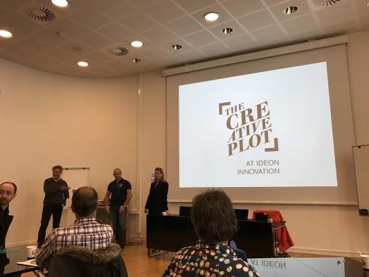 Ideon Innovation; Lund