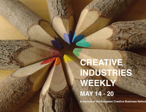 Creative Industries Weekly, May 14 – 20