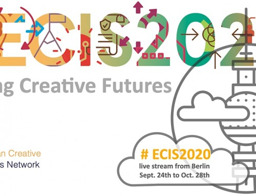 Watch now the #ECIS2020 Framing Creative Futures!