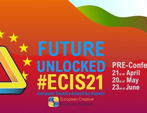 Future Unlocked – European Creative Industries Summit 2021 Conference