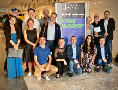 """Member Forum 2021 – 10 Years Non-Profit Fondation for the Cultural Creative Industries starting the """"Great Green Creative Industries Initiative""""."""